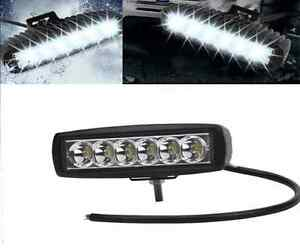 LED 1800 LM Mini 6 Inch 18W 6 x 3W Car CREE LED Light Bar as Wor Kitchener / Waterloo Kitchener Area image 1