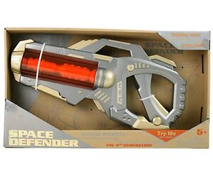 Space Defender Lasergun mit Licht und Sound Star Wars