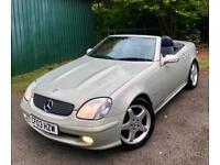 Mercedes-Benz SLK230K**Timewarp Example Just 59,950 Miles,HPI Clear!**