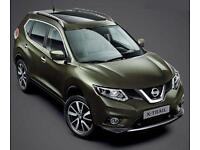 66 plate brand new Nissan X-Trail cars, save £1000's, prices from...