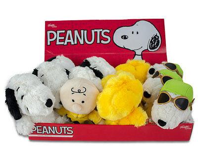 ♥ Peanuts Snoopy Charlie Brown Woodstock Plüschtier Kuscheltier Stofftier NEU (Charlie Brown Plüsch-spielzeug)