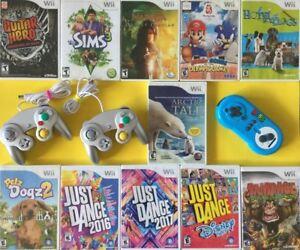 The Sims 3, Just Danse Disney, Rampage et plus...voir prix