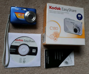 Kodak EasyShare Digital Camera 10.2 MP 3x Zoom