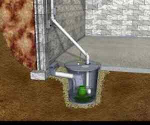 Waterproofing and drainage London Ontario image 4