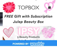 Are you interested in monthly beauty box subscriptions?