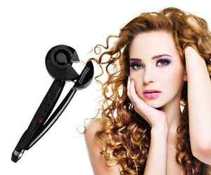 Con-Air curling iron.
