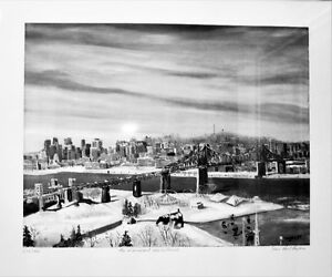 Lithograph by Jean Paul Langlois Signed by the Artist!!!!! West Island Greater Montréal image 3