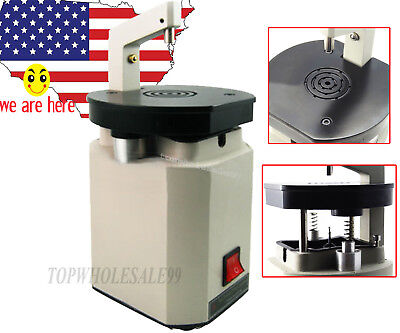 Dental Lab Laser Pindex Drill Machine Pin System Driller Equipment