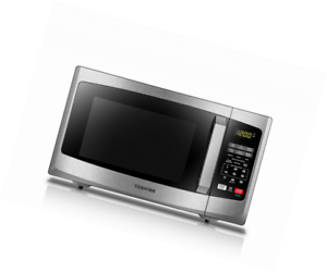 Toshiba Em925a5a Ss 9 Cu Ft Microwave Oven Stainless