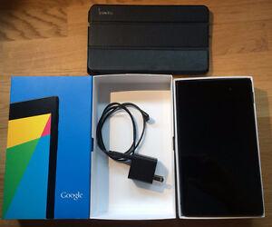 Tablette Nexus 7 32GB wifi noir (2ième génération)