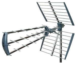 Labgear LAB450T Aerial Professional Standard Roof or Loft TV aerial 4G Filter
