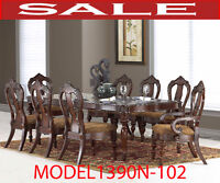 Model 1390N-102 Traditional dining set
