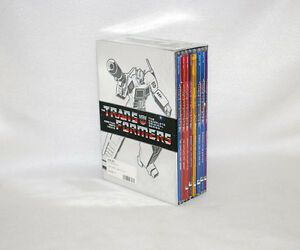 Transformers: The Complete Original Series DVD Set