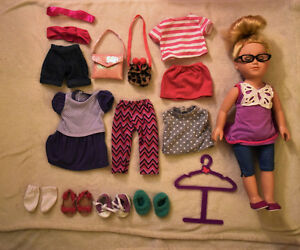 My Life Doll with Clothing