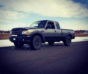 2008 Ford Ranger FX4 Pickup Truck