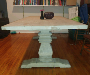 Large Harvest Table   $2000