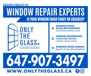 Window Repair | Window, Door, And Glass Services In Toronto ...