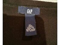 Black GAP Ladies fine knit cardigan - Used, looks great