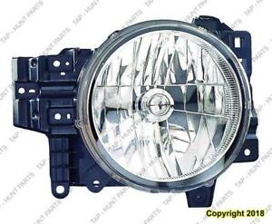 Head Light Passenger Side High Quality Toyota FJ Cruiser 2007-2014