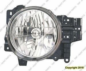 Head Light Driver Side High Quality Toyota FJ Cruiser 2007-2014