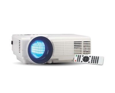"RCA RPJ116 2000 LUMENS LED Projector 1080P HDMI (90-day WTY) up to 150"" Screen"