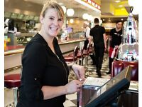 Part Time Drinks Maker Eds Easy Diner Swindon, Great rates of Pay and share of tronc