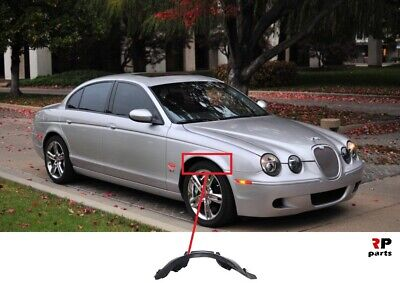 Jaguar S Type Wings And Quarter Panels Wings And Quarter