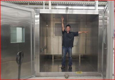 Espec Environmental Walk-in Chamber Thermotron Envirotronics Walkin
