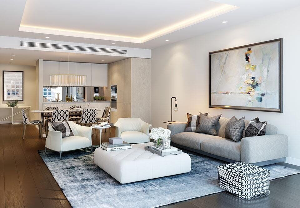LUXURY BRAND NEW 1 BED COLUMBIA GARDENS LILLIE SQUARE SW6 WEST BROMPTON EARLS COURT KENSINGTON