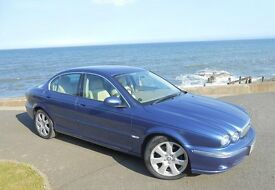 Quick sale Jaguar X Type full years MOT