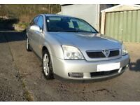 '05' Vauxhall Vectra 1.8 Petrol - Saloon - Low Mileage 115k miles - Lots of service history/receipts