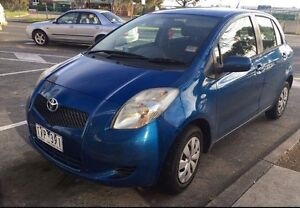 toyota yaris 2005 with RWC  in 6 months  rego $6400 Campbellfield Hume Area Preview