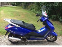 Honda Pantheon 125cc Learner Legal 12 Months Mot