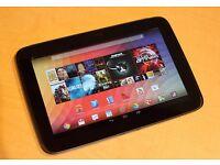 Nexus 10 32GB QHD 10.1 INCH TABLET 2440 x 1440 QUAD CORE DUAL SPEAKERS