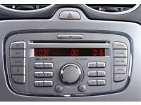 Ford stereo CD