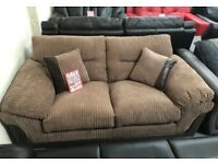 DFS cord fabric sofa bed