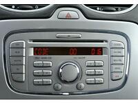 Ford cd6000 cd player focus mondeo with code