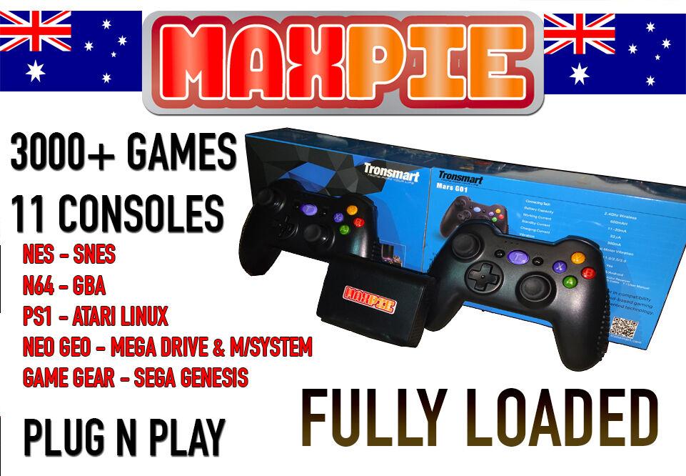 MAXPIE-Gaming