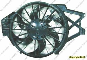 AC Fan Assembly 3.8L  Ford Mustang 1999-2004