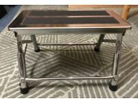 Foldable Foot Rest / Stool