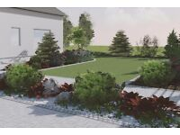 Garden designs and makeovers