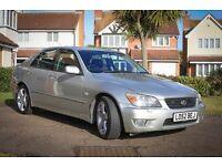LEXUS IS200 Auto 2002