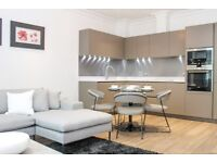 DESIGNER FURNISHED ONE BEDROOM WITH 24 HOUR CONCIERGE IN STERLING MANSIONS, LEMAN STREET, TOWER HILL