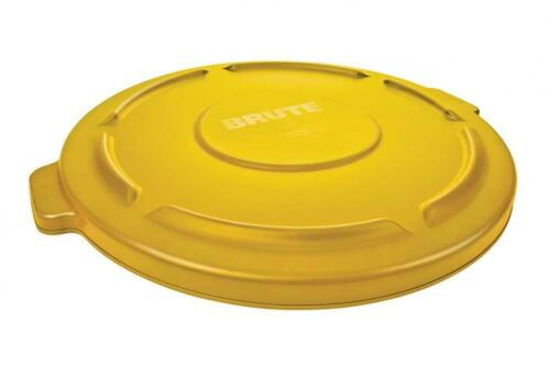 Rubbermaid Commercial Products BRUTE Heavy-Duty 10 Gallon Ye
