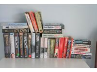 Mixed bunch of books