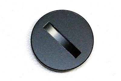 Canon Abdeckkappe EOS 1 1N 1V für PB-E2 Booster Anschluß - metal cap (NEU)