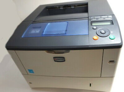 Laserdrucker A4 S/W Kyocera FS-2020d  -Gedruckte Seiten: ca. 17.100