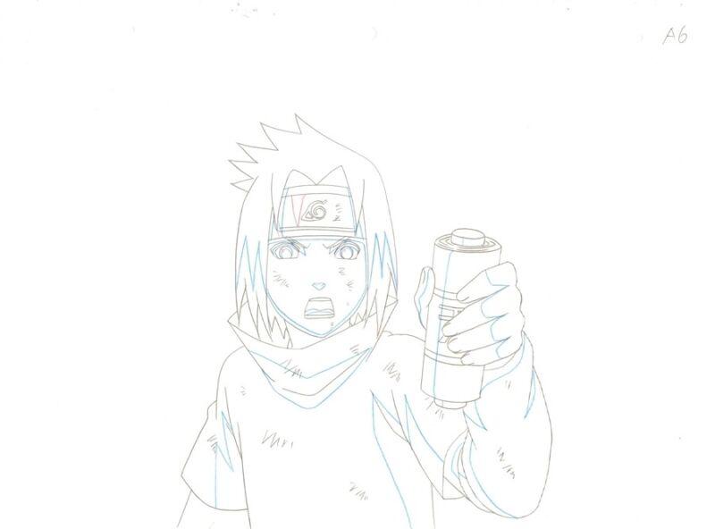 Anime Douga not Cel Naruto #269