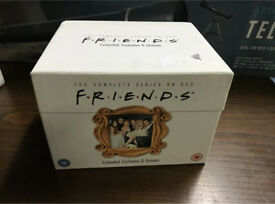 Friends complete boxset dvd videos series 1-10