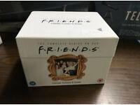 Friends complete boxset dvd videos series 1-10
